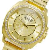 Coach Women's 14501308 Boyfriend Tone Watch