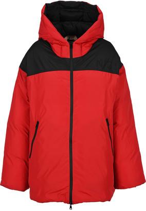 N°21 N21 Colour Block Padded Jacket