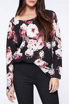 Sanctuary Rose Bloom Sweater