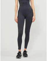 Reebok x Victoria Beckham Seamless stretch-jersey leggings
