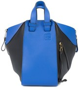 Loewe Women's Blue Leather Handbag.