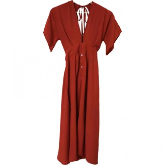 Faithfull The Brand \N Red Dress for Women