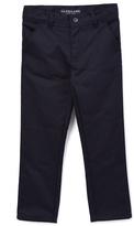 U.S. Polo Assn. Navy Flap-Pocket Pants - Boys
