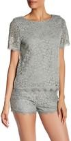 Diane von Furstenberg Brylee Lace Shirt