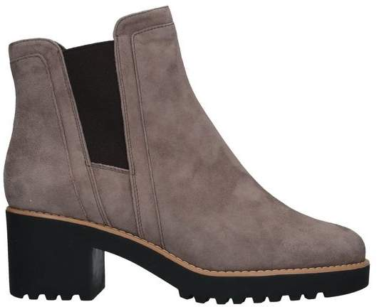 b8cfb751ca Hogan Grey Rubber Sole Boots For Women - ShopStyle UK