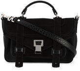Proenza Schouler small Black PS1+ Cross Body Bag