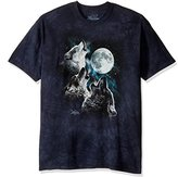 The Mountain Men's the Three Wolf Moon