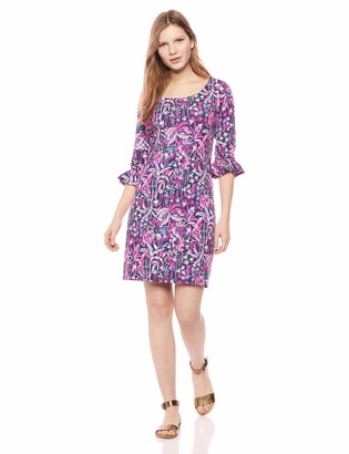 Lilly Pulitzer Women's UPF + Sophie Ruffle Dress