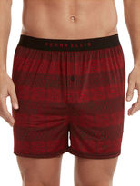 Perry Ellis Luxe Sequence Boxer
