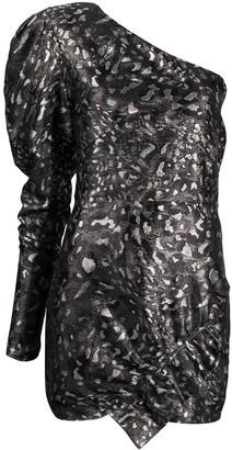 IRO Myriad one-shoulder dress