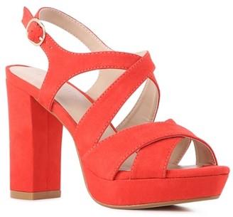 London Rag Jillian Platform Sandal