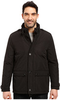 Kenneth Cole New York Oxford Micropoly Jacket