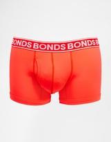 Bonds Fit Trunks In Microfibre - Orange