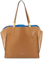 Lodis Anita East/West Leather Multi Satchel