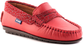 Atlanta Mocassin Atlanta Moccasin Leather Penny Loafer