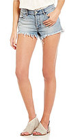 Free People Soft & Relaxed Cut-Off Denim Shorts