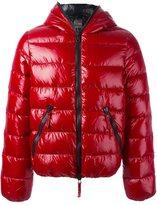 Duvetica padded hood jacket