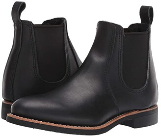 Red Wing Shoes 6 Chelsea (Black Boundary) Women's Lace-up Boots