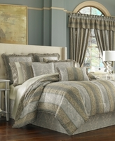 J Queen New York Hemmingway Queen Comforter Set