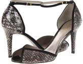 Lauren Ralph Lauren Aileen (Society Grey Spectator Snake) - Footwear