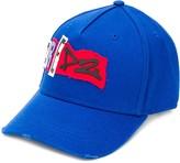 DSQUARED2 D2 baseball cap