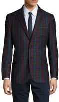 Robert Graham Harry Ellis Wool Sportcoat