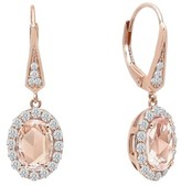Lafonn Women's Simulated Diamond Drop Earrings