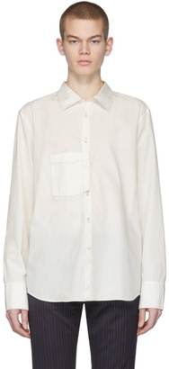 Off-White LHomme Rouge Gender Shirt