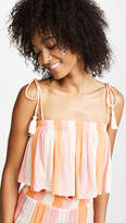 Cool Change coolchange Ella Seaside Stripe Crop Top