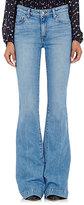 Derek Lam 10 Crosby Women's Noha Flared Jeans-LIGHT BLUE