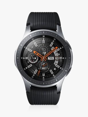 Samsung Galaxy Watch, 46mm, Silver / Black