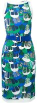 DSQUARED2 printed dress
