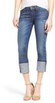 Hudson Muse Crop Skinny Jean