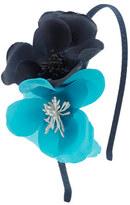 J.Crew Girls' double-flower headband