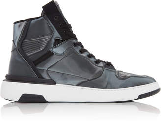 Givenchy Wing Hologram High-Top Sneakers Size: 41