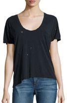 Joe's Jeans Silk Blend T-Shirt