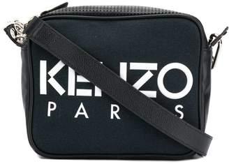 Kenzo logo printed crossbody bag