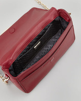 Diane von Furstenberg Flirty Leather Mini Crossbody Bag, Cherry (Stylist Pick!)