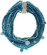 Rosantica Inganno Beaded Necklace