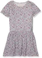 Name It Girls' Nitebba Ss Mz Ger Dress