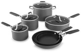 Calphalon Select by 10 Piece Hard-Anodized Non-stick Cookware Set