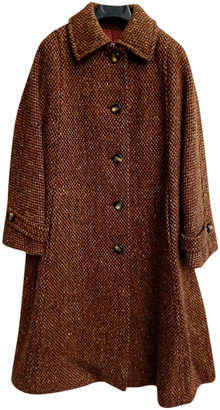 Aquascutum London Multicolour Wool Coats