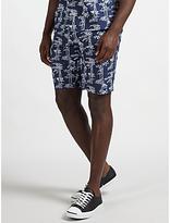 Carhartt Wip Pine Shorts, Blue/white