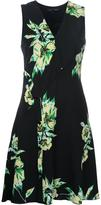 Proenza Schouler sleeveless floral print dress - women - Silk - 8