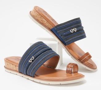 Zodiac Toe Loop Sandals - Adelanto