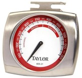 Taylor Gourmet Stainless Steel Oven Temperature Thermometer