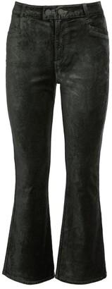 Paige Claudine Velvet Jeans