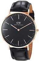 Daniel Wellington Unisex Watch - DW00100129