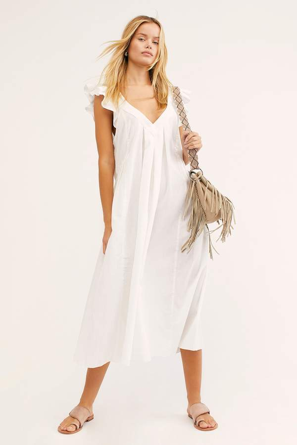 The Endless Summer Darling Days Midi Dress