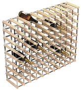 RtA 90 Bottle Natural Pine Wine Rack Kit